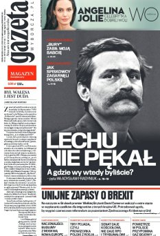 Gazeta Cover